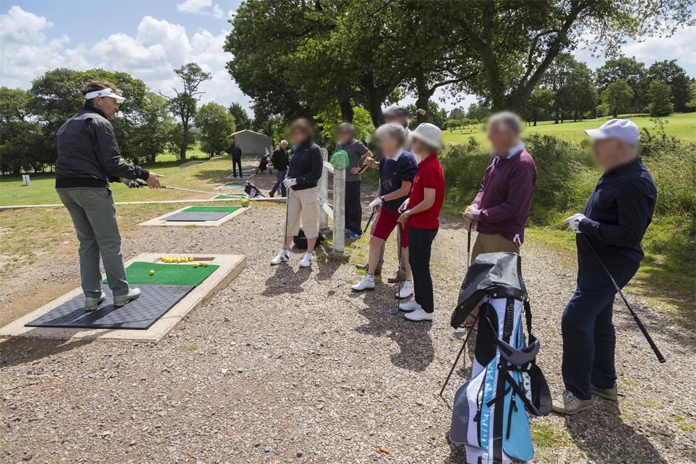 Cours collectif golf Les Sables d'Olonne